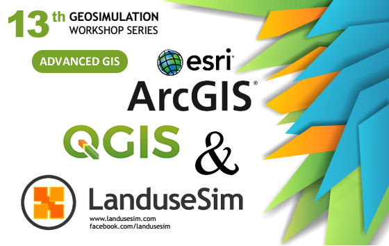 QGIS-LANDUSESIM WORKSHOP 2018